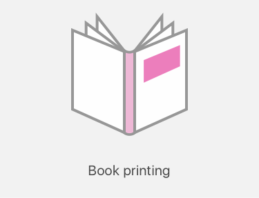 Book printing icon