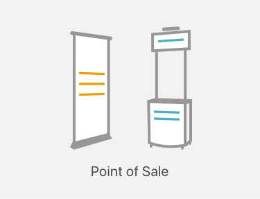 Point of sale (POS) printing icon